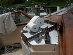stainless steel windlass mount